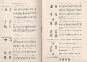 CHINESE CHARACTERS-1