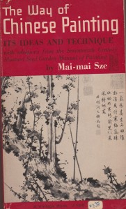 Way of Chinese Painting -front
